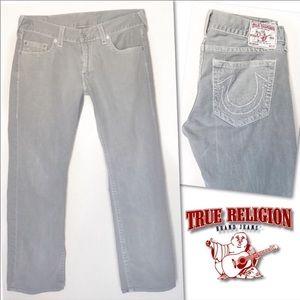 TRUE RELIGION Brand Jeans BOBBY SZ 36 X 34